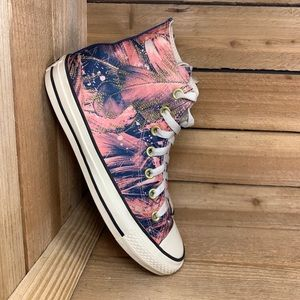 Converse Women's Chuck Taylor Feather High Top